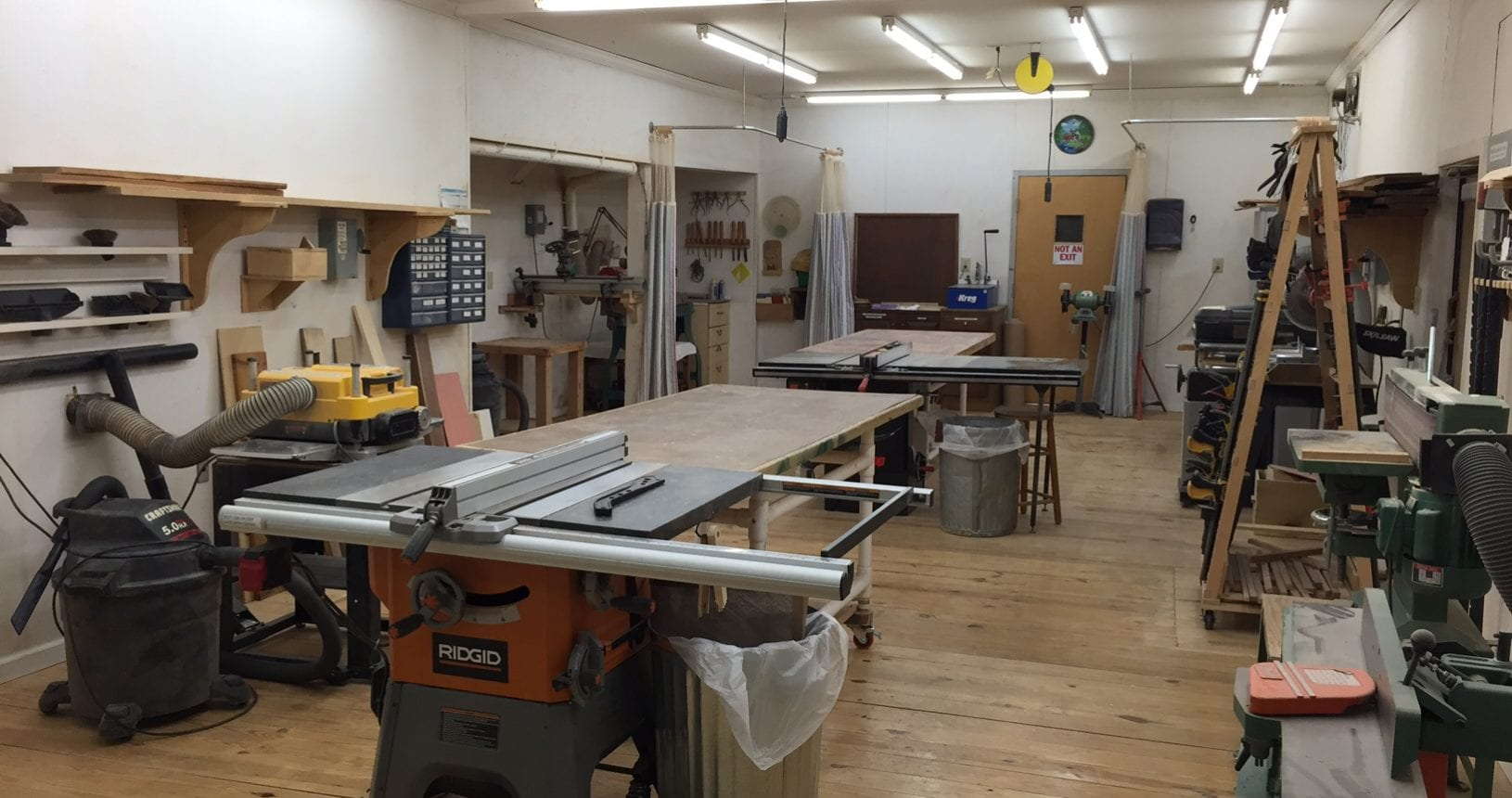 The Wood Shop at Homestead Village