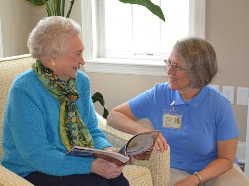 Care Services at Homestead Village