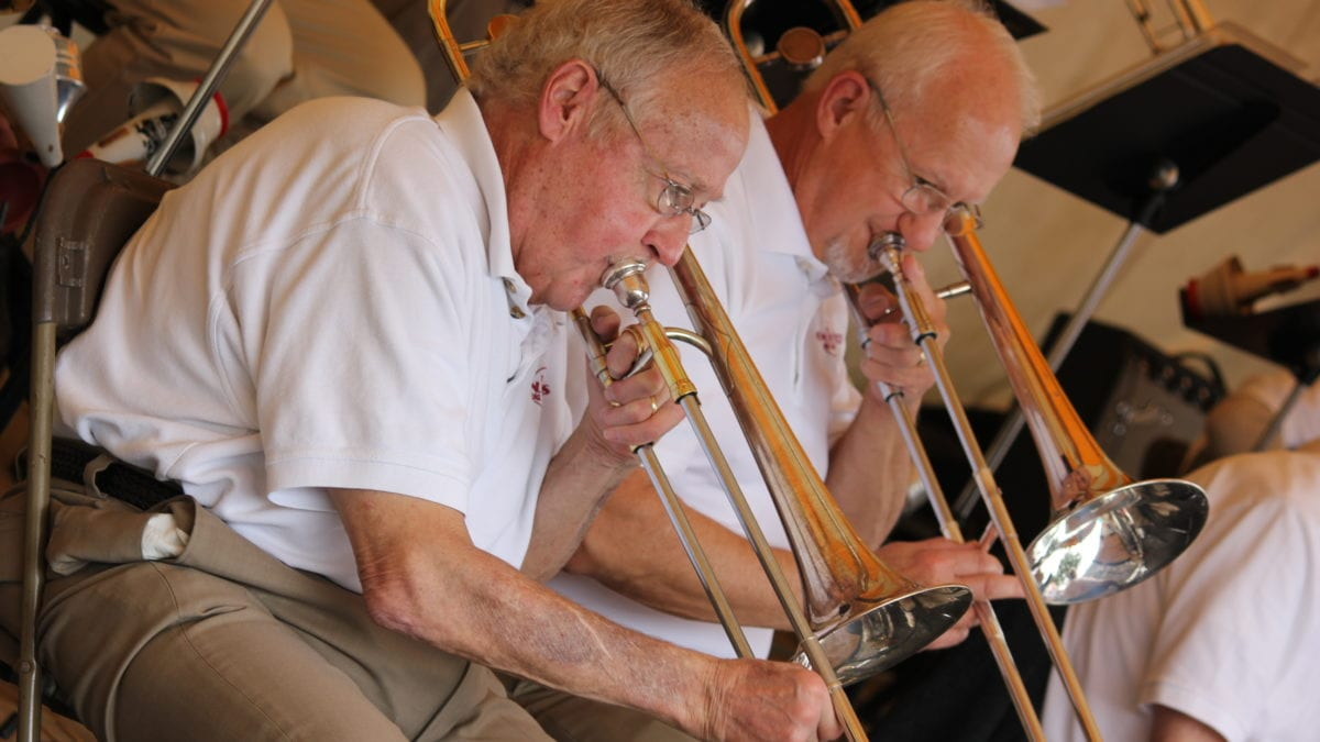 Homestead Village enjoys the musical arts