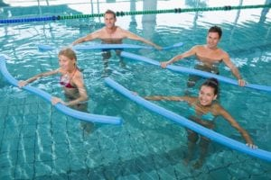 Pool Noodle Exercises